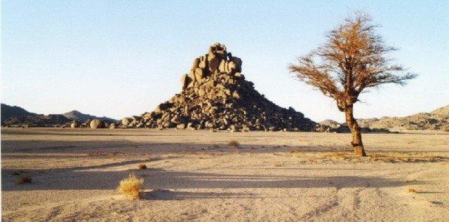 фото пустыни Сахара