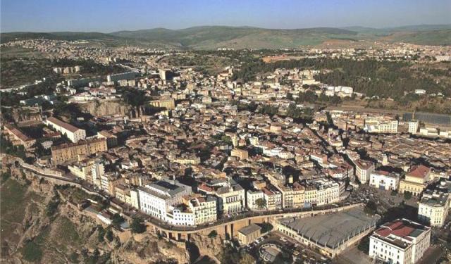 Города Алжира
