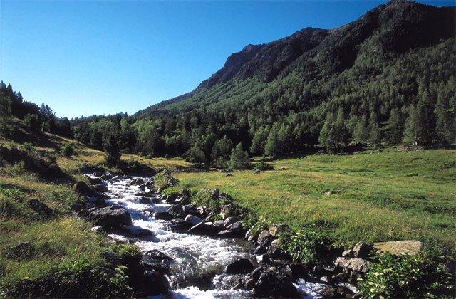 природа Андорры