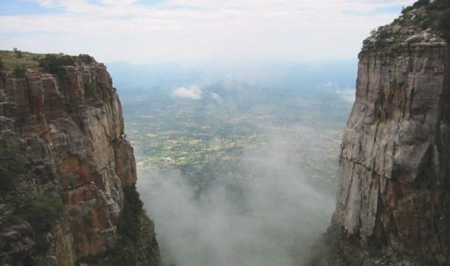природная достопримечательность Анголы
