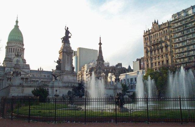 улицы Аргентины