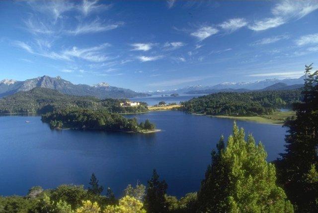 фото озера Барилоче
