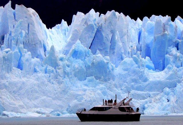 ледник Эль-Калафате