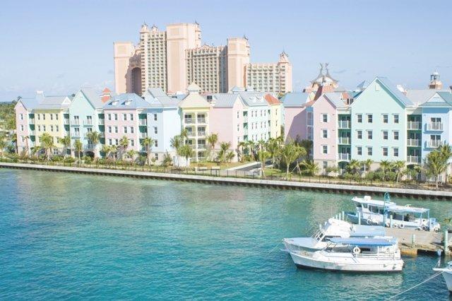 архитектура Багамских островов
