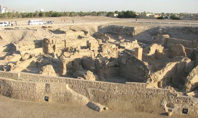Форт Калат Аль-Бахрейн