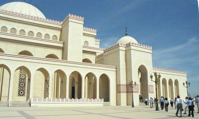 Архитектура Бахрейна