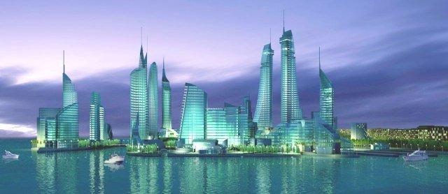 небоскреб Dual Towers