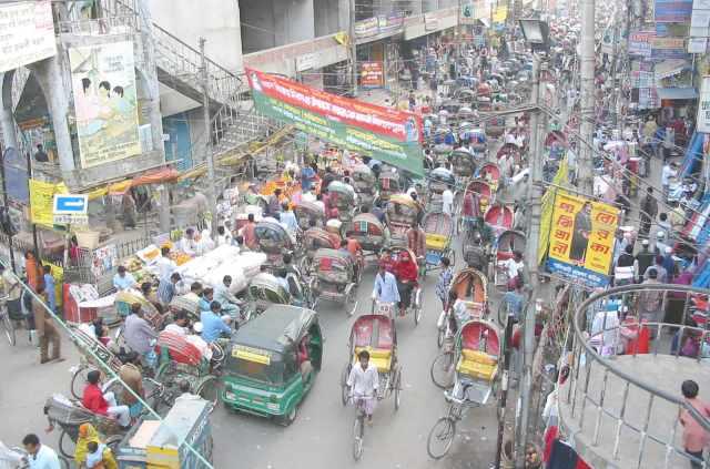 Столица Дакка