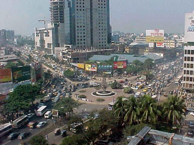 Дакка, столица Бангладеша