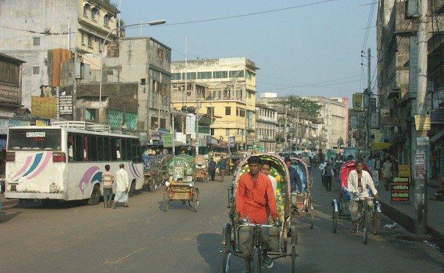 город Читтагонг