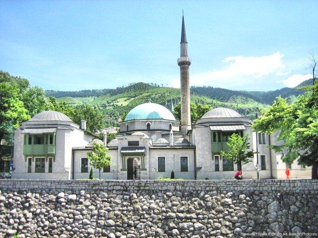 Императорская мечеть