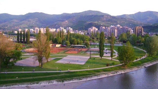 фото города Зеницы