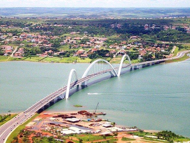 фото новой столицы Бразилии