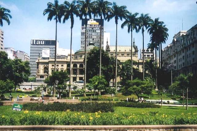 фото Сан-Паулу