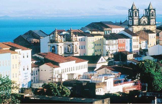 бразильский город Сальвадор