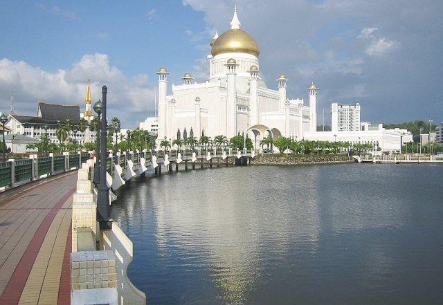 фото столицы Бандар-Сери-Бегаван