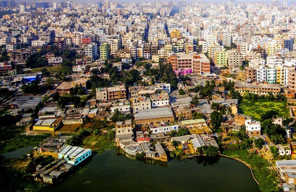 фотография Дакки