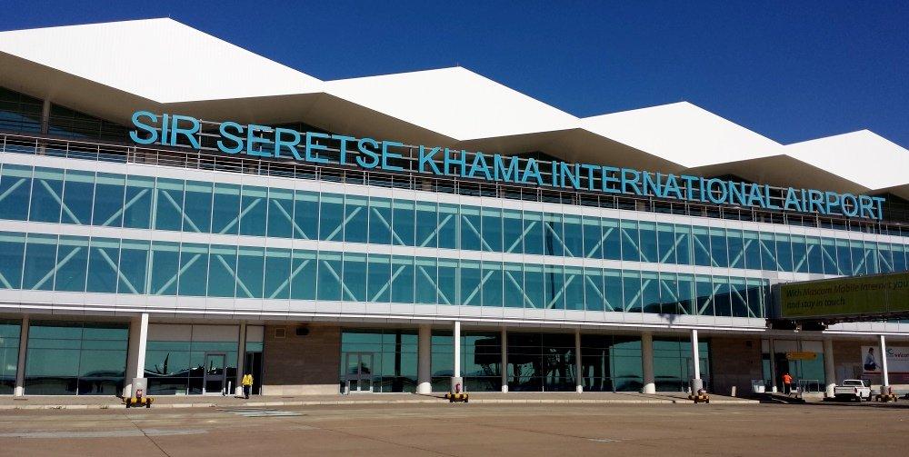 Здание международного аэропорта Габороне