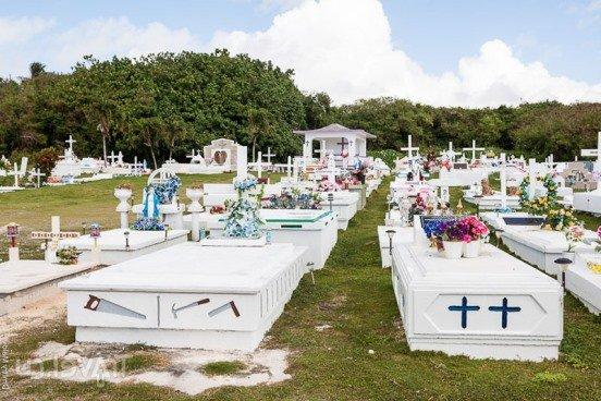 кладбище на Гуаме