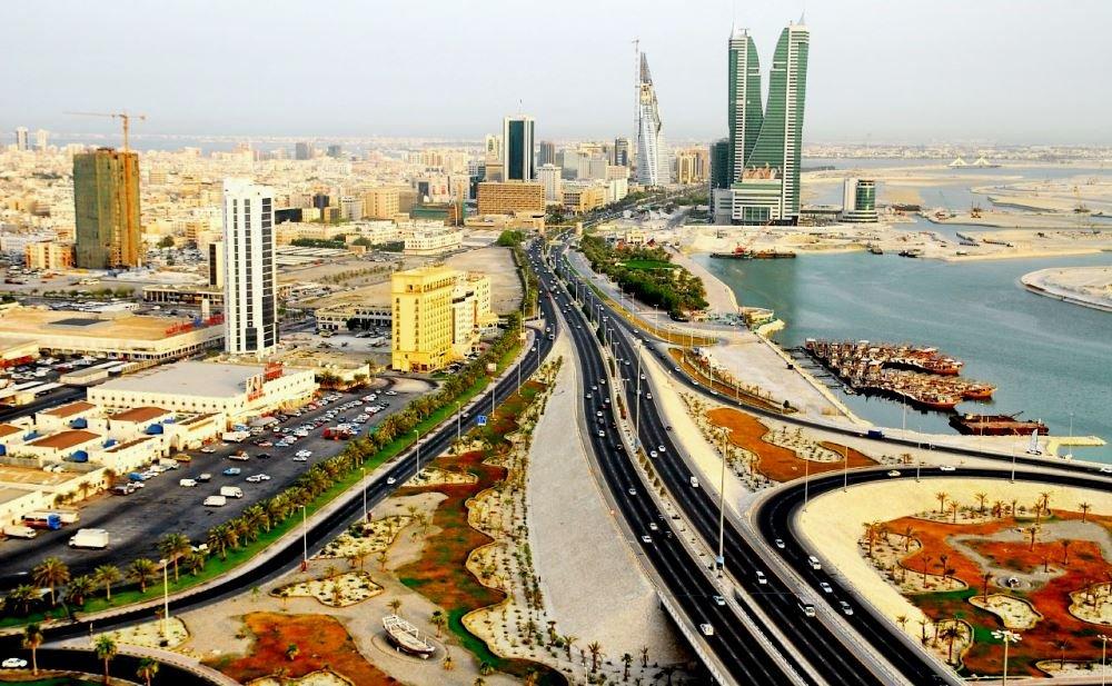 автодороги Манамы, столицы Бахрейна