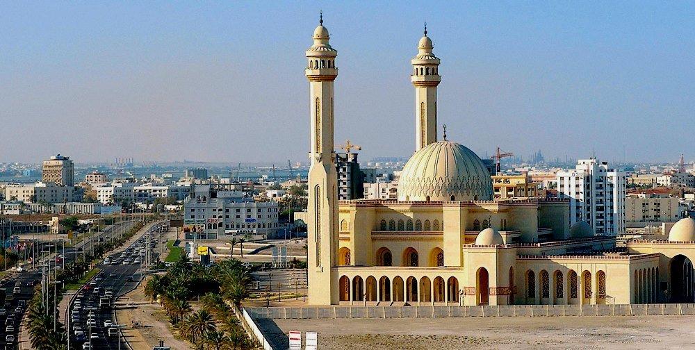 фото мечети в Манаме