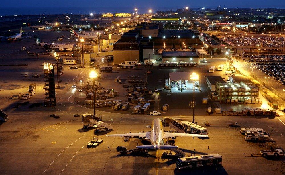 фотография международного аэропорта столицы Бахрейна