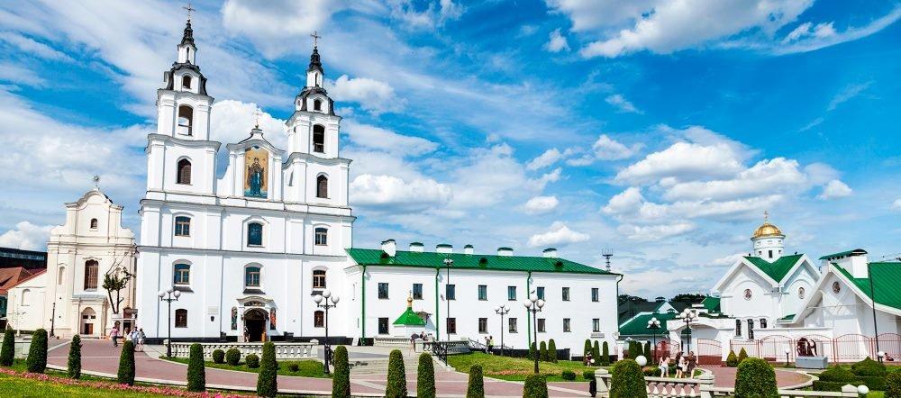 достопримечательность Кафедральный православный собор Святого Духа