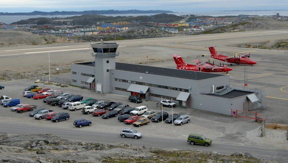 фотография аэропорта Нуука