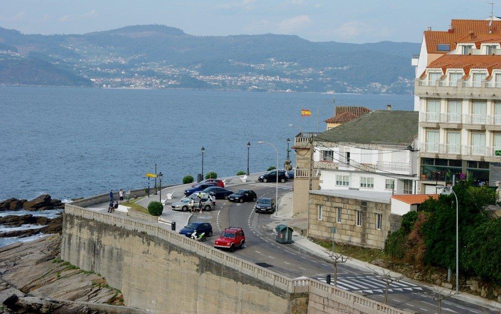 Современный уголок города Порто-Ново