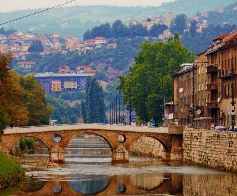 Фото Сараево