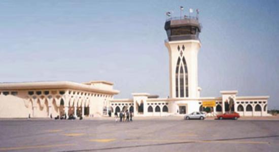 фото аэропорта на Северном Синае