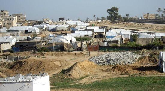фото города Рафах