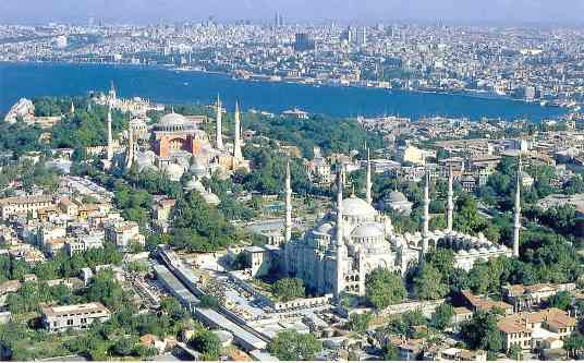 фотография Стамбула