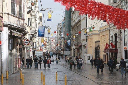 фотография улицы Стамбула