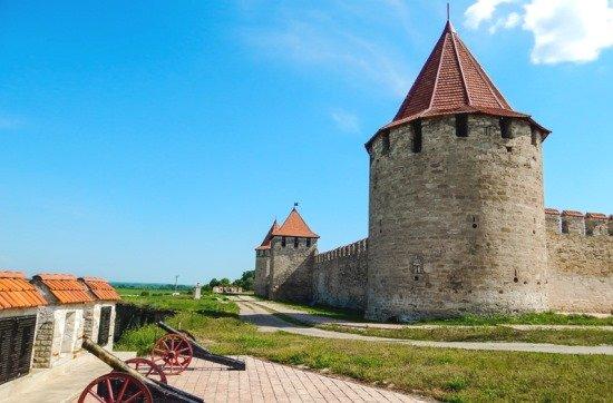 крепость в городе Бендеры
