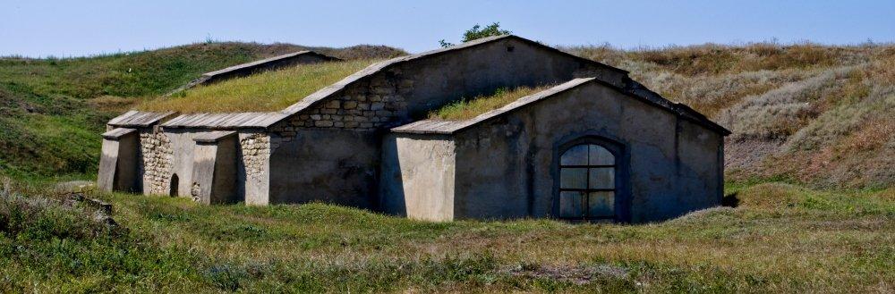 Тираспольская земляная крепость