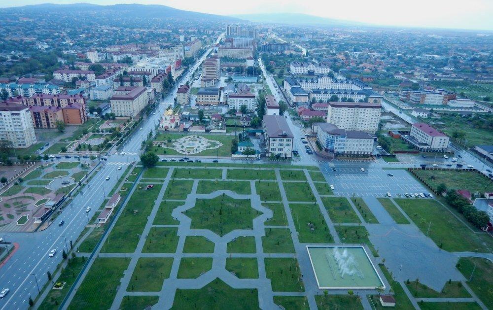 город Урус-Мартан