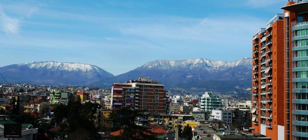 фото Тираны, столицы Албании