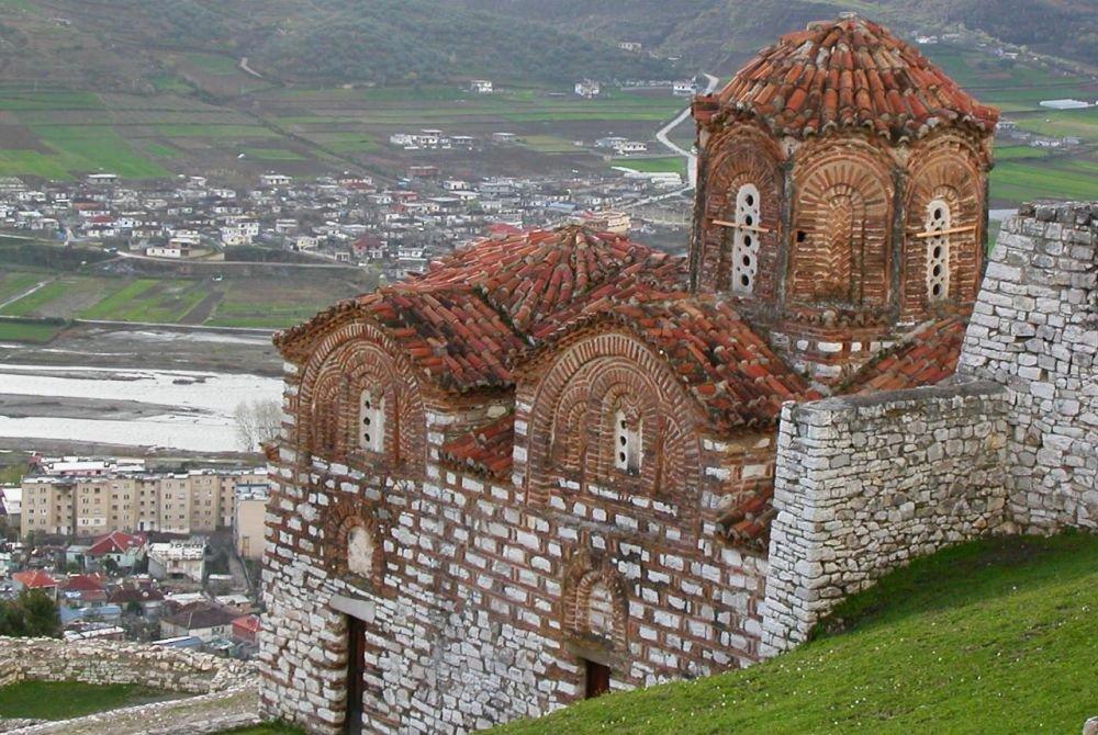 православная церковь в Берате