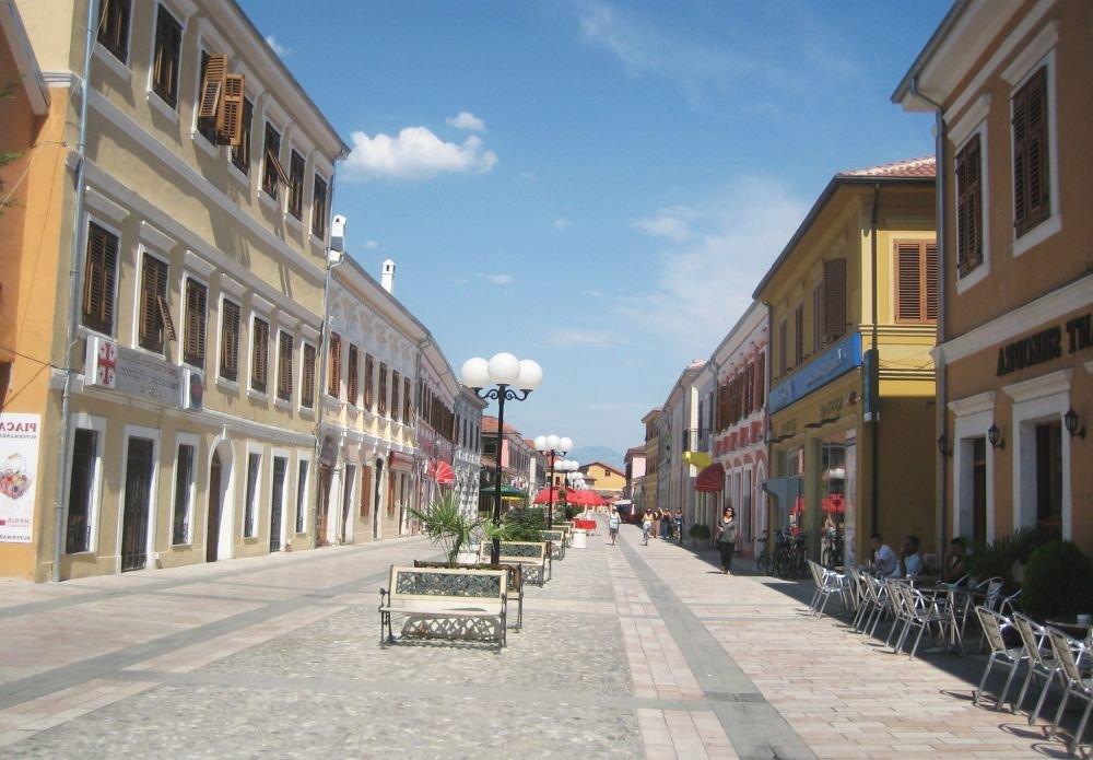фотография города Шкодра