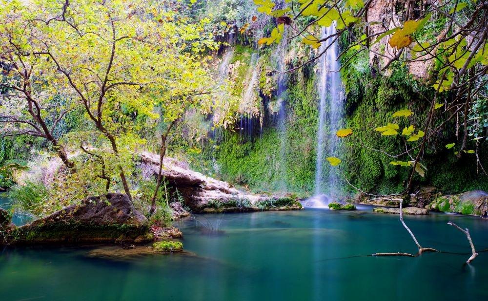Национальный парк Водопад Куршунлу