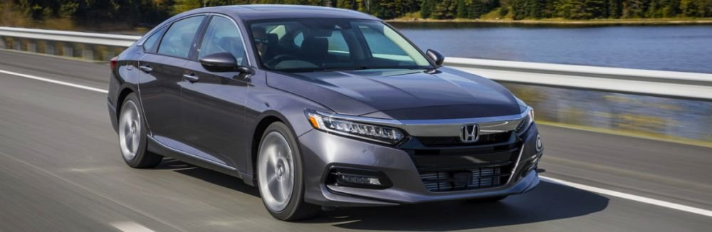 Honda Accord 2018 года