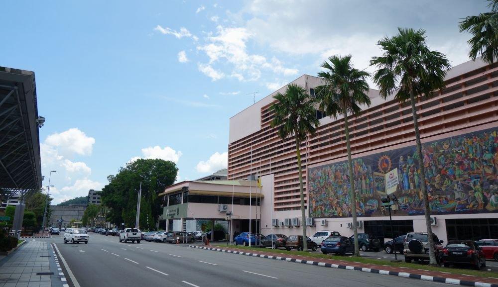 Национальная библиотека Брунея
