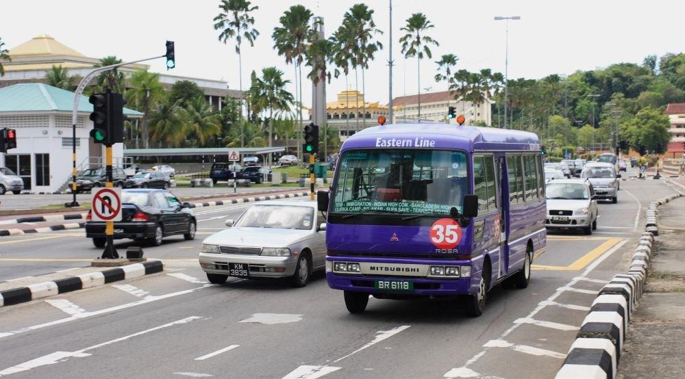 личный и общественный транспорт