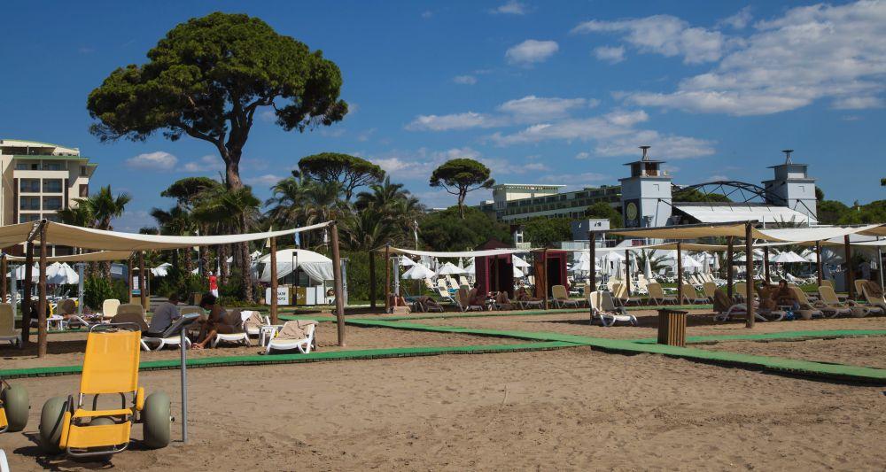 общий городской пляж