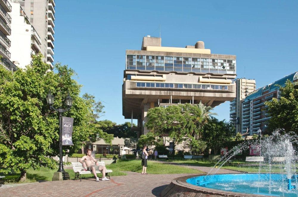 Национальная библиотека Аргентины