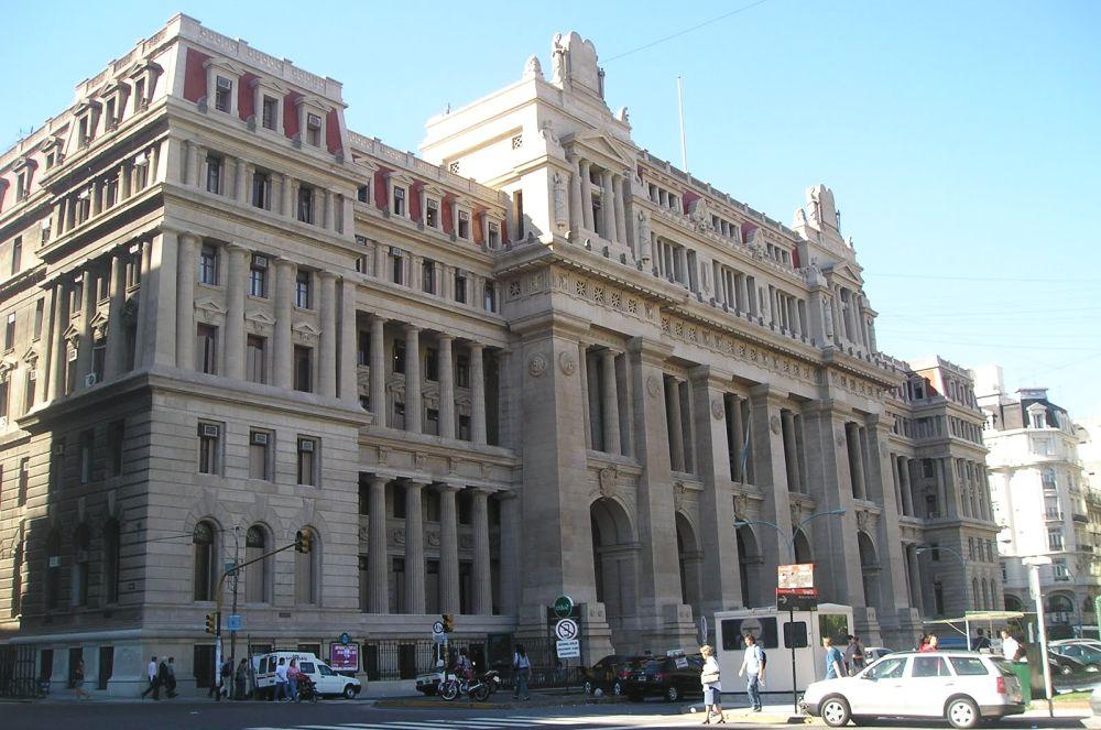 верховный суд Аргентины