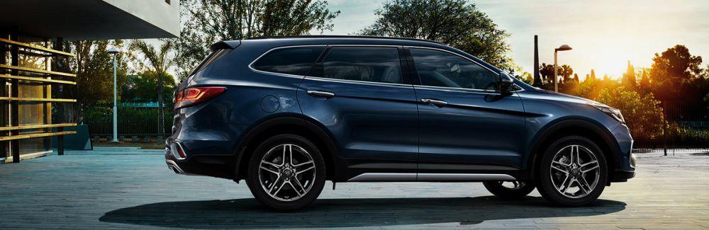 Hyundai Grand Santa Fe 2018 года