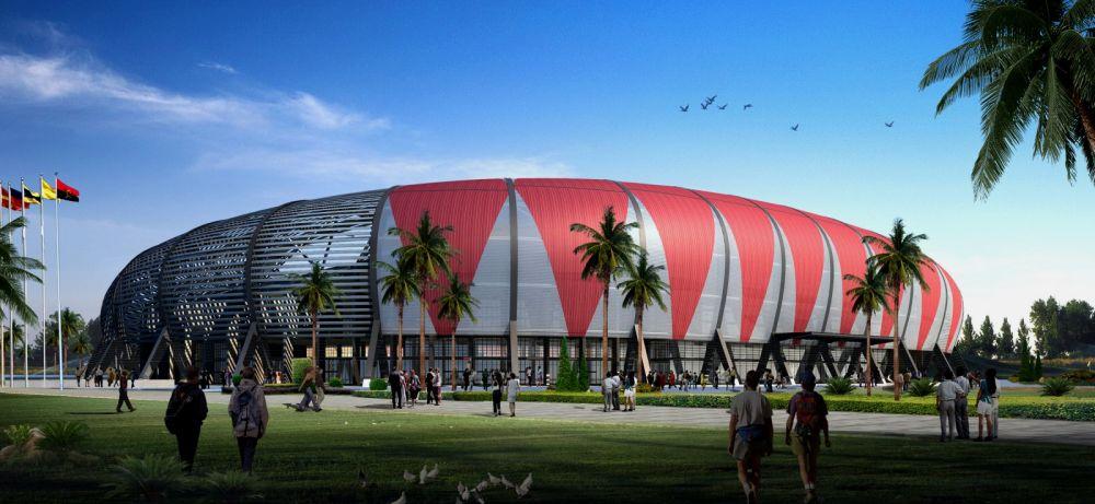 стадион в Луанде, Ангола