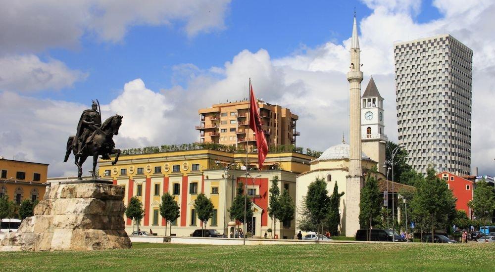 албанская архитектура